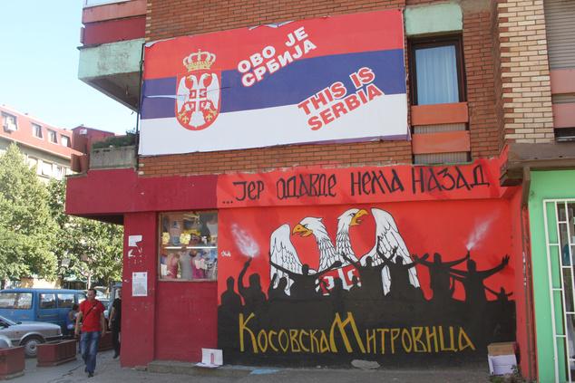 Kosovska Mitrovica a sokoldalú város