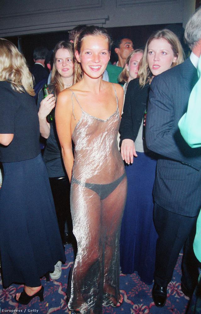 Delevingt már most a fiatal Kate Mosshoz hasonlítják