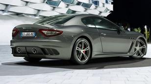 Csúcs-Maserati, kétszer annyi embernek