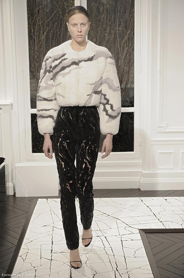 A Balenciaga első kollekciója Alexander Wanggal