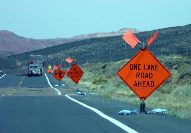 A gondos táblázás a balesetmentes közlekedés egyik előfeltétele