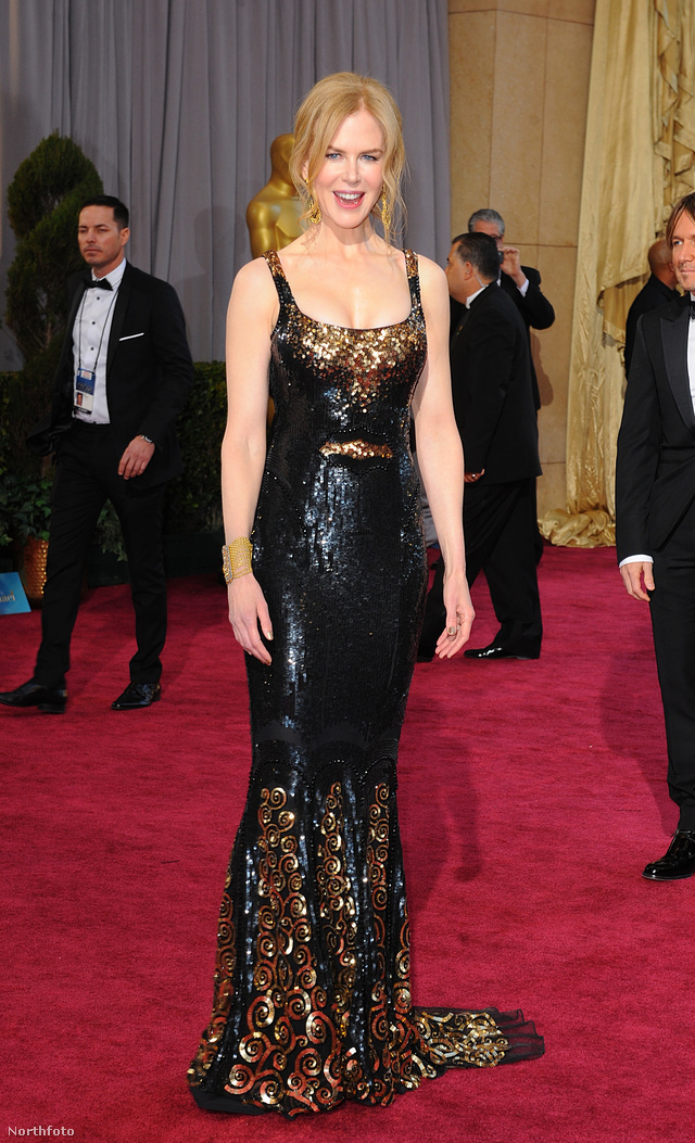 Nicole Kidman idén Los Angelesben