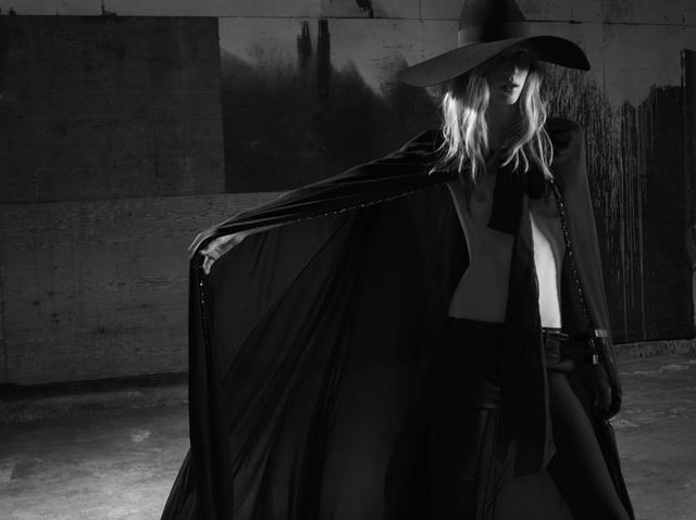Saint Laurentet is megihlették a modern boszorkányok