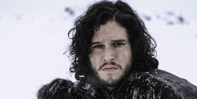 Kit Harrington mint Jon Snow