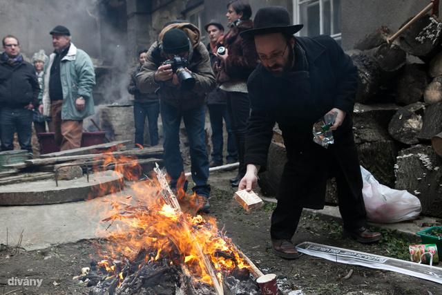 Ma már kevés ortodox él Budapesten