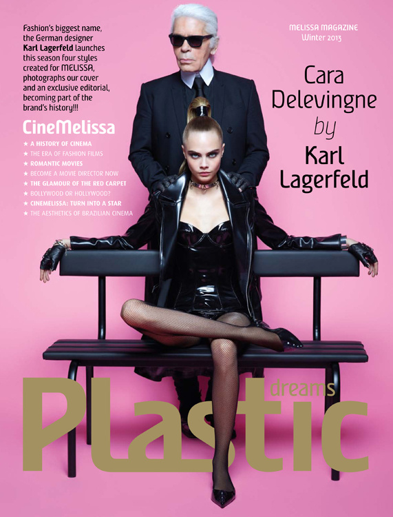 Cara&Karl: napjaink legmenőbb tervezője és modellje könnyen megtalálták a közös hangot.