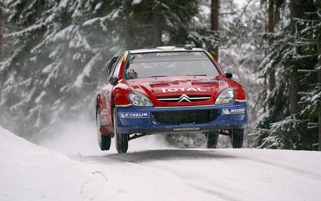 A WRC-s srácok csak tudják, mi a jó