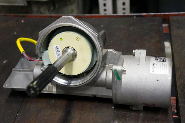 Beépített szög-nyomaték érzékelő