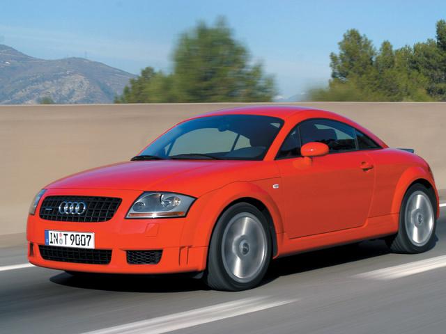 Audi TT - első generáció