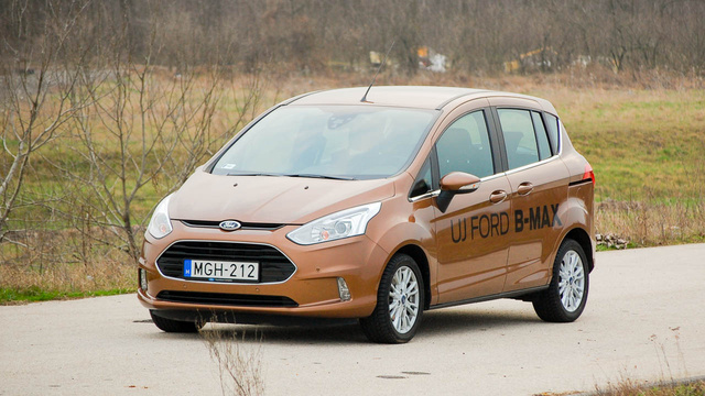 Szépen illik a Ford modellsorozatba