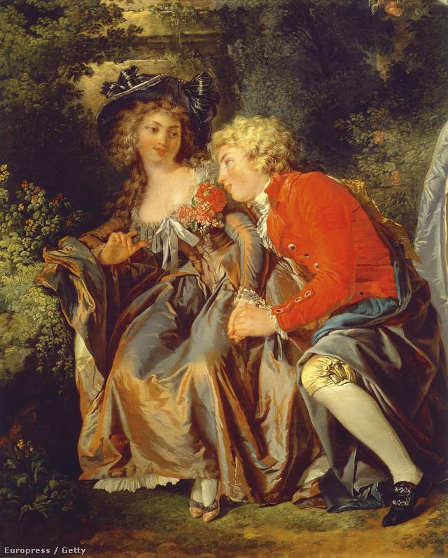 Az 1800-as évek években még kurvásnak számított a mélyen dekoltált ruha.
