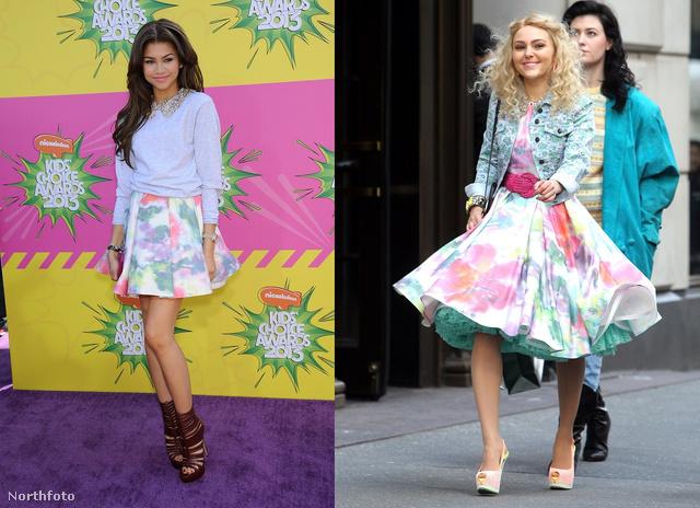 Fiatalok és mosolygósak, de most nem ez dönt: ki viselte jobban a bohém ruhát?
