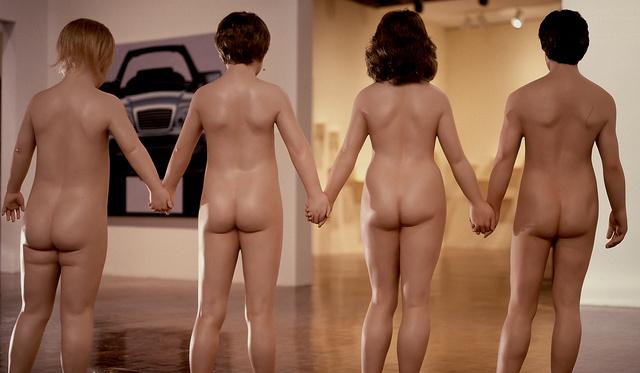 Szex, meztelenség - és amit a gyerek tud róluk