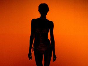 Anorexia-klinika előtt verbuválnak modelleket Svédországban