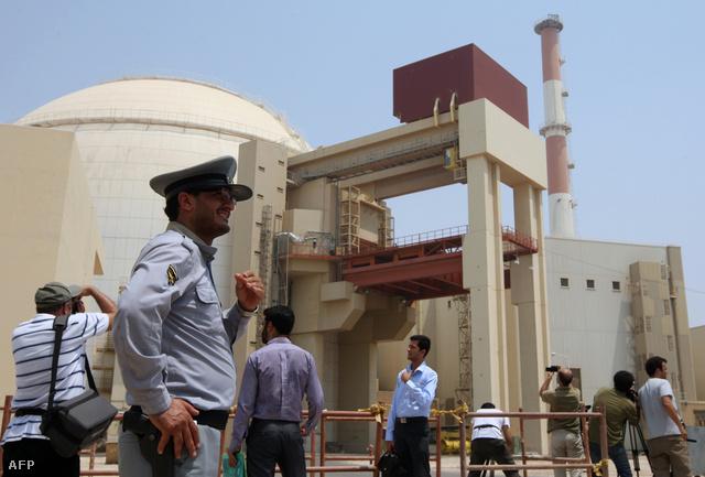 A Stuxnet által támadott egyik iráni atomreaktor
