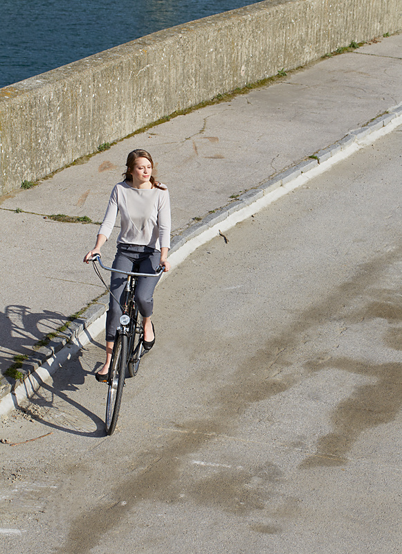 Susanne Dziadek 2013-as katalógusát a Dunaparton fotózta, az egész lookbook barátságos, közvetlen lett.