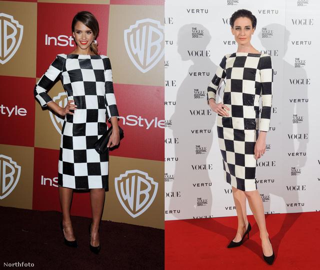 A Louis Vuitton-féle négyzetrácsok számos híresség szívébe lopták be magukat.