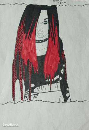 Az illusztráció Bea alkotása