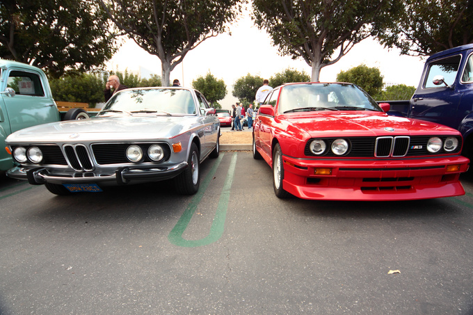 One for the road, another one for the track: BMW CSL and M3
