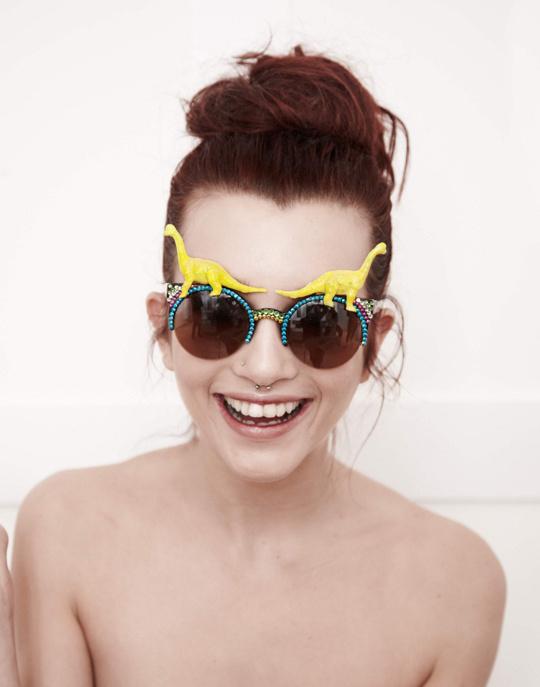 A Spangled is a fesztiválszezonra építette fel napszemüvegkampányát