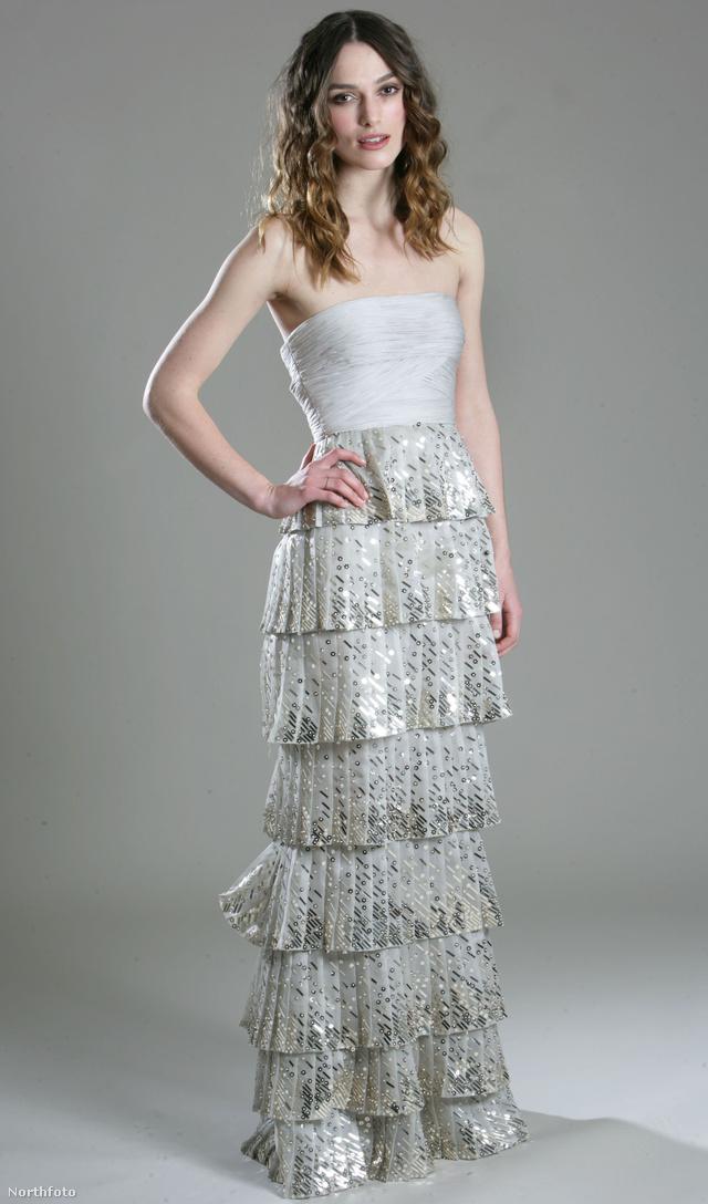 Menyasszonyi ruhához hasonló Rodarte estélyiben