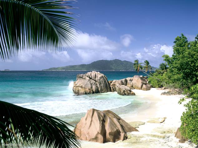 A végcél a Seychelles-szigetek