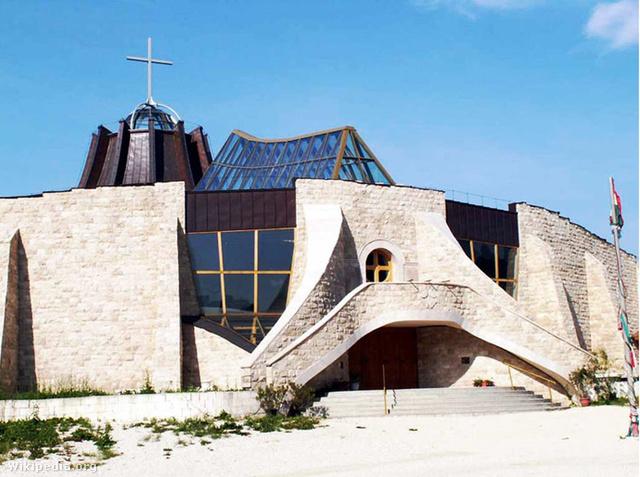 Szent Angyalok plébánia templom
