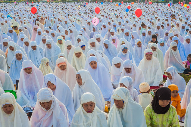 Muszlim nők