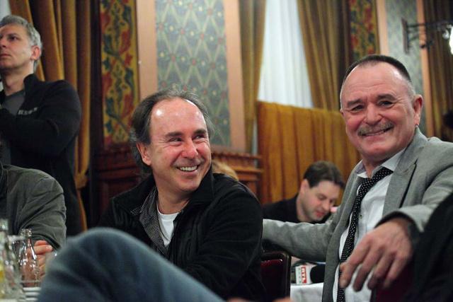 Varga Miklósnak és Nagy Ferónak különleges szerepet szán Alföldi Róbert rendező