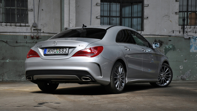 It's a brave move from Mercedes, but gosh, finally something fresh in this segment