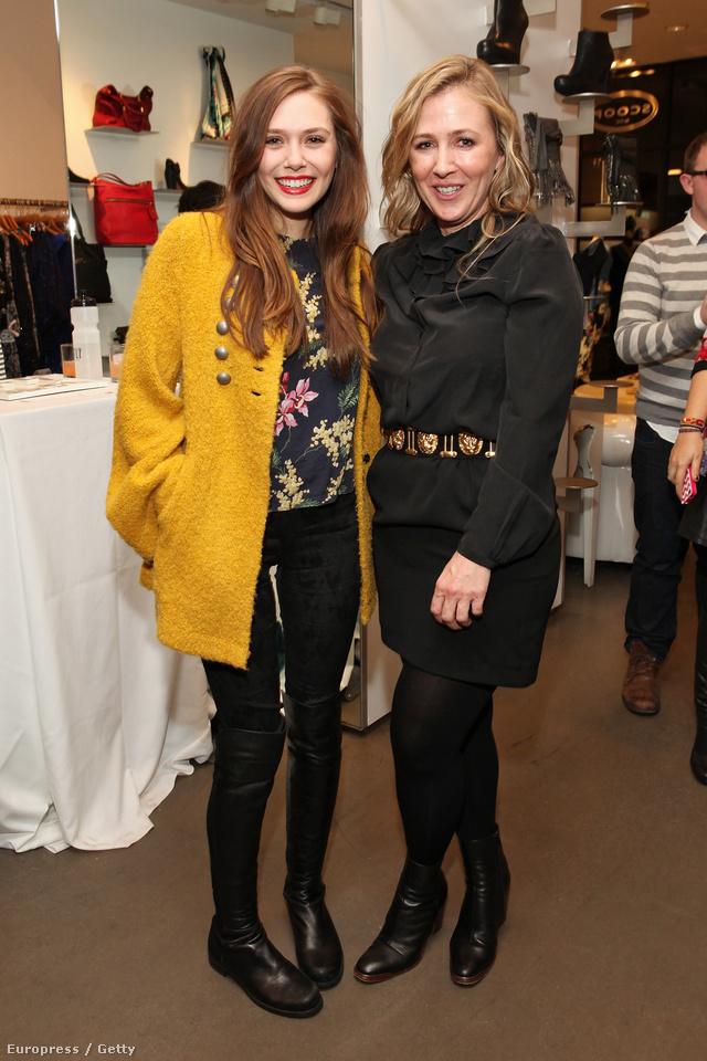 Elizabeth Olsen is szívesen dolgozik együtt Cher Coulterrel.