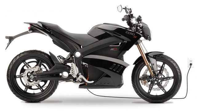 2013 zero-s plugged ZERO Motorcycles