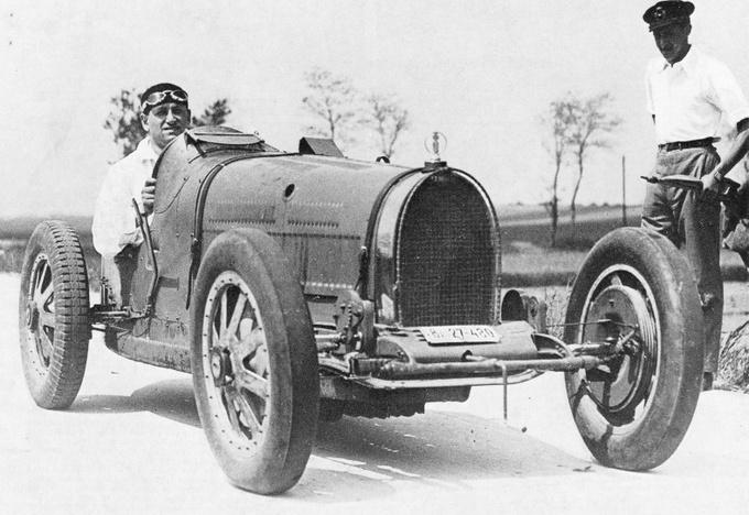 The Bugatti T35