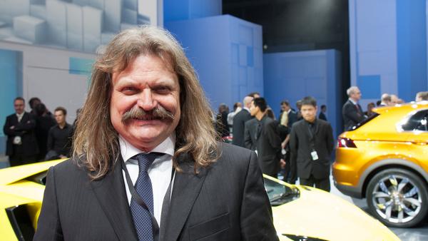 Leslie Mandoki, a konszern zenei igazgatója