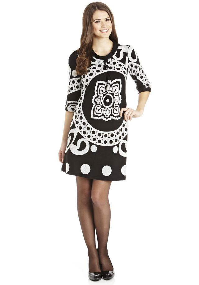 Ugyanaz a ruha az F&F értelmezésében. Az ára 34 font.