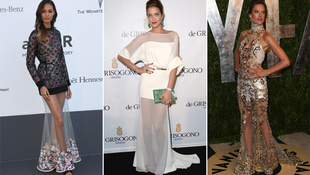 2013 legmenőbb ruhája, amit kínosnak fog érezni