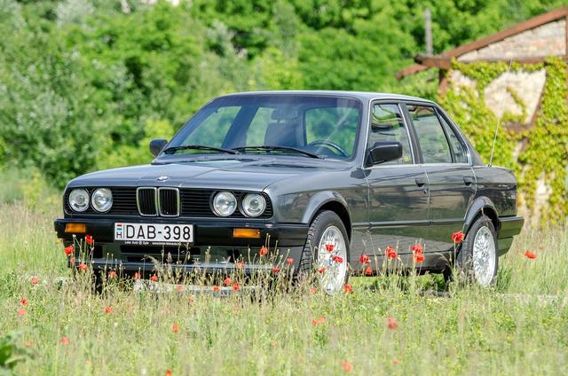 A BMW történelmének egyik legszebb formája