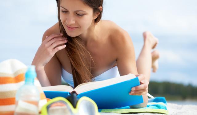 Ezt olvassa a strandon!