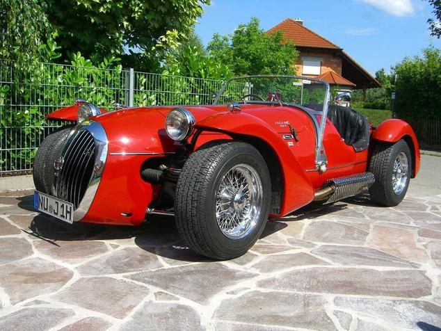 13 Wuchenauer Bernd 34 DM Jaguar