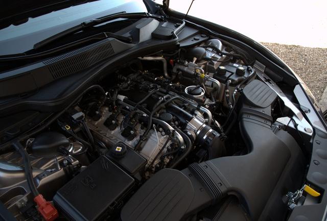 Pedig nem ronda egy motor a 60 fokos hengerszögű V6