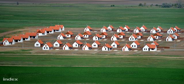 Az ócsai lakópark