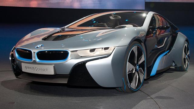 Az i8 sokat hozhat a BMW-nek, ha áttételesen is