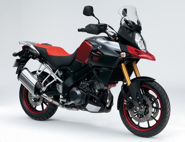 big Suzuki VStrom Concept 02