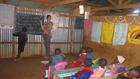 Zsófi önkéntes egy kenyai nyomornegyedben