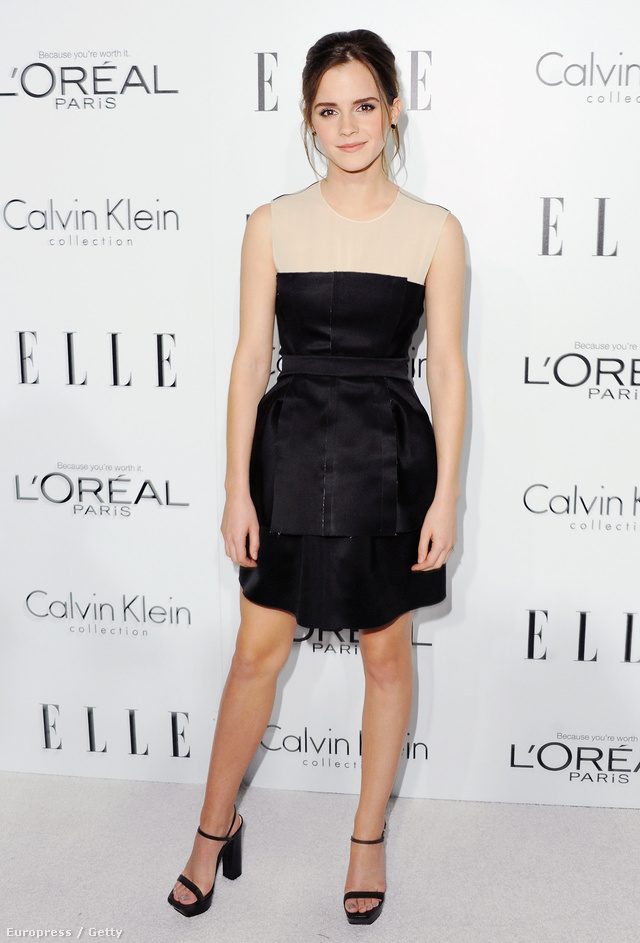 ELLE Women In Hollywood, 2012. január