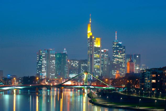 Frankfurti panoráma