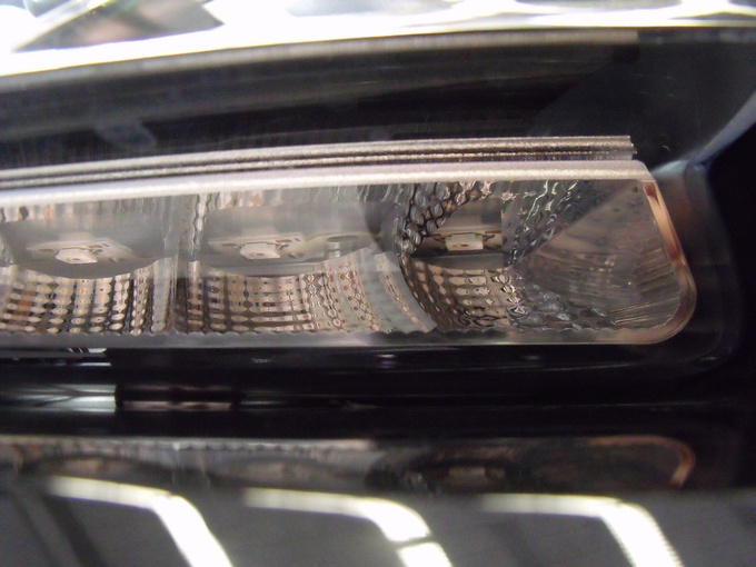 The LED-chip modules of the BMW 6-Series