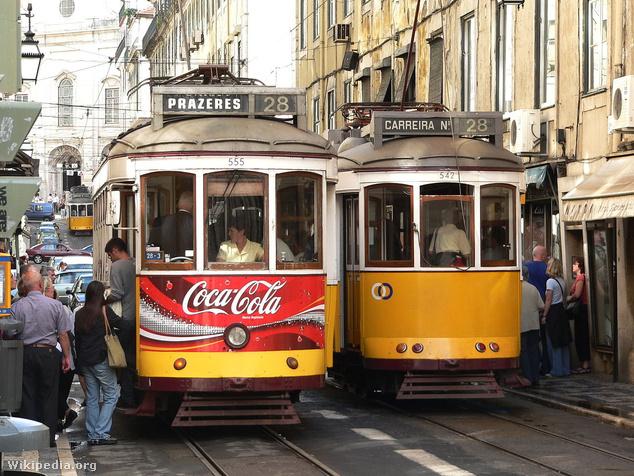 A legendás lisszaboni 28-as