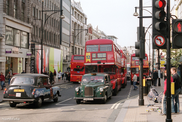 Double decker, London