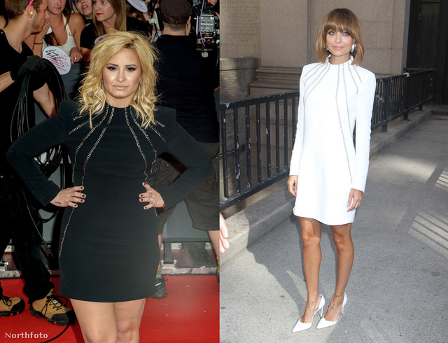 Ön felismerte volna, hogy ez ugyanaz a ruha?